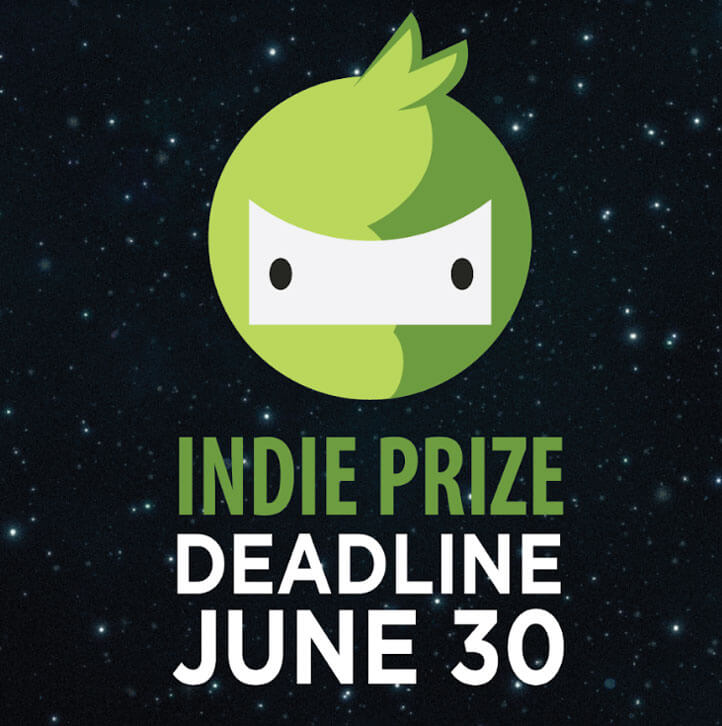 Submissions for Indie Prize USA 2019 will be closed on June 30