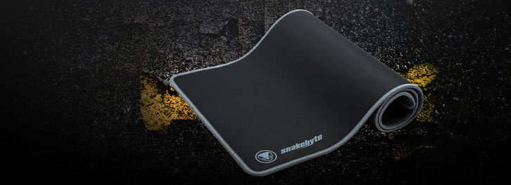 Snakebyte Gets a Grip, Announcing Shipping of the MOUSE: PAD PRO esports Edition