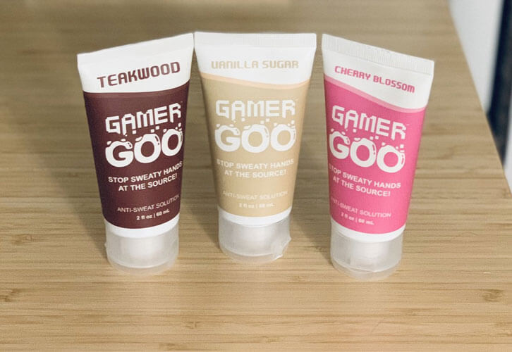 Gamer Goo Brings Common Sense and All-New Scents to Gamers' Hands!