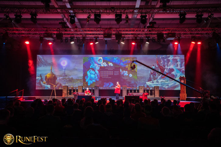 RuneFest's Prehistoric Theme Sets the Stage for The Biggest RuneScape and Old School Convention to Date
