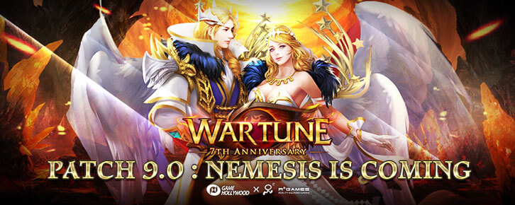Wartune Celebrates Its 7th Anniversary and The Official Launch of Patch 9.0