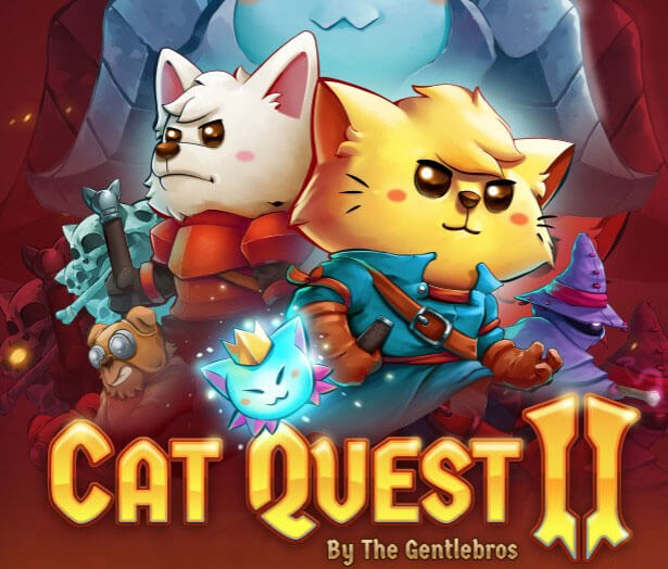 Release Date and Gameplay Trailer for Cat Quest II Revealed