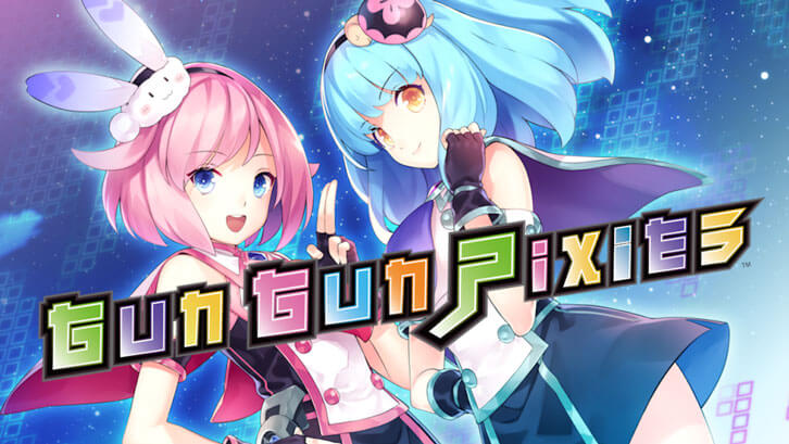 Endorphins activated: Gameplay Trailer for Gun Gun Pixies released!
