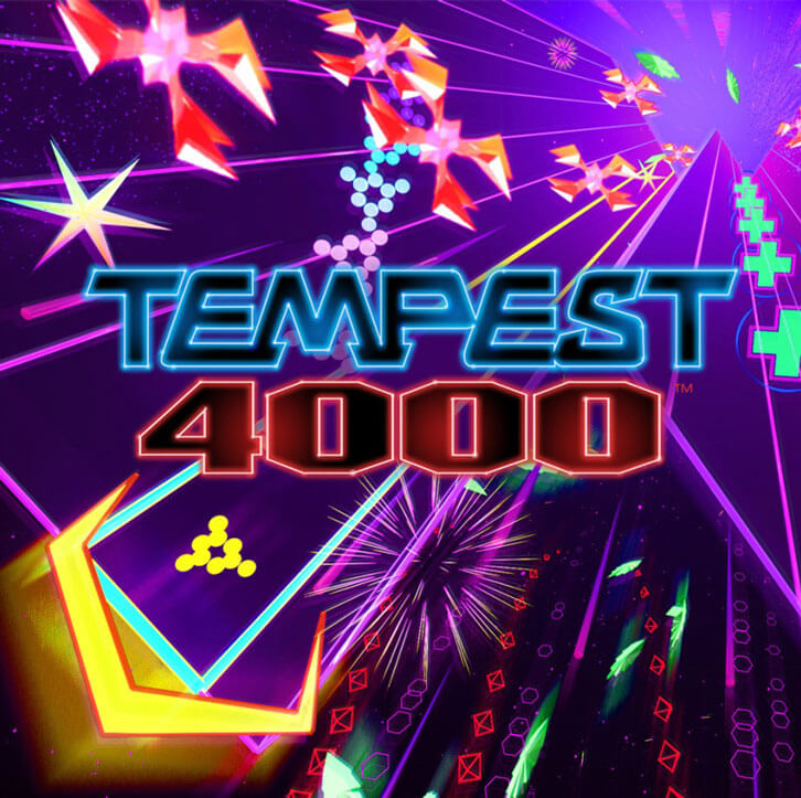 Tempest 4000 Now Available Physically for PlayStation 4 in Europe!