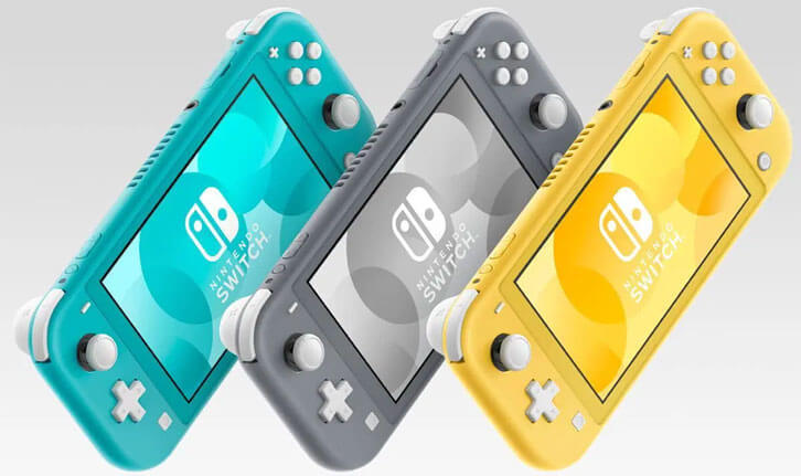 Snakebyte Makes Lite Work: Shipping New Range of Protective Accessories for Nintendo Switch Lite