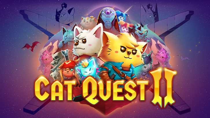 Cat Quest II: Console versions unleash on October 24th