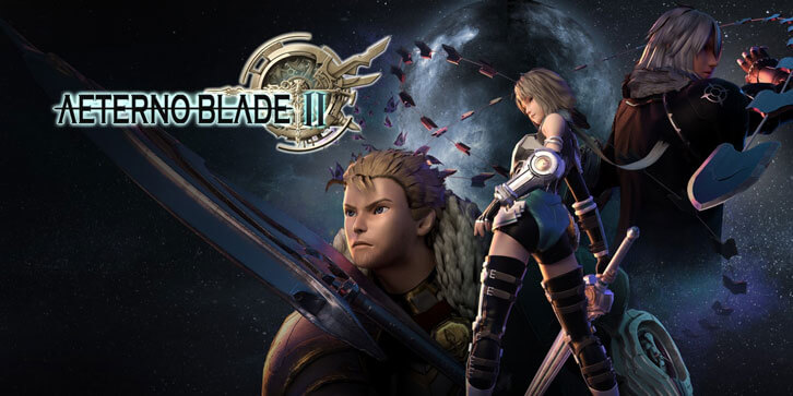 AeternoBlade II out now for Nintendo Switch and PlayStation 4