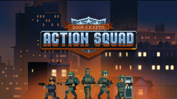 Door Kickers Action Squad Gets Console Release Dates