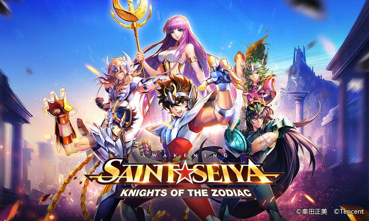 Big Update for Hit Mobile RPG Saint Seiya Awakening: Knights of the Zodiac