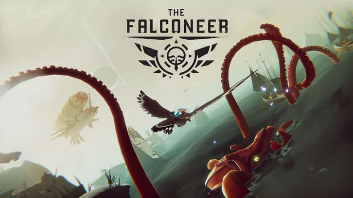 Airborne Ocean-World Fantasy Combat RPG, The Falconeer, soars its way to Xbox One and PC in 2010 from Wired Productions