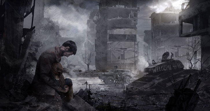 11 bit studios Present the This War of Mine: Final Cut Free Update in Celebration of Landmark Title's Fifth Anniversary
