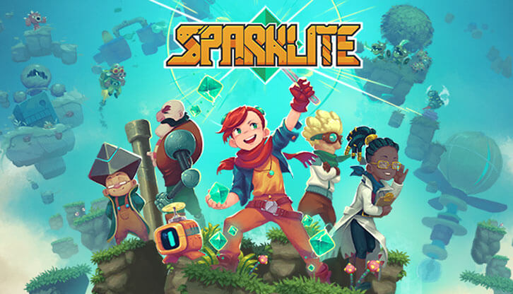 Sparklite, the Zelda-Inspired Action-Adventure, is OUT NOW on PC and Consoles