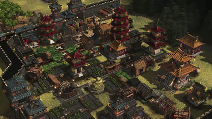 Firefly Studios Reveals Six New Castle Sim Features for Upcoming RTS Stronghold: Warlords