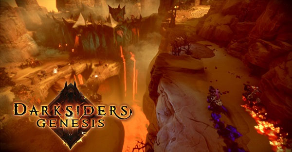 Darksiders Genesis will be available tomorrow, February 14th, worldwide and across all consoles