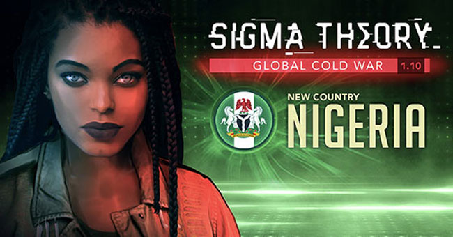 Sigma Theory: Global Cold War New Nigeria DLC Out Now on Steam