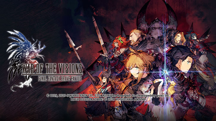 Pre-Registration Now Live for War of the Visions Final Fantasy Brave Exvius
