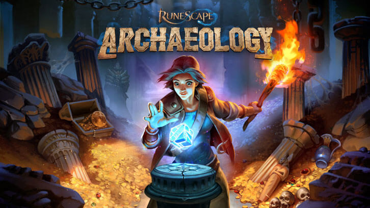 RuneScape to Excavate New Skill, Archaeology, on March 30th