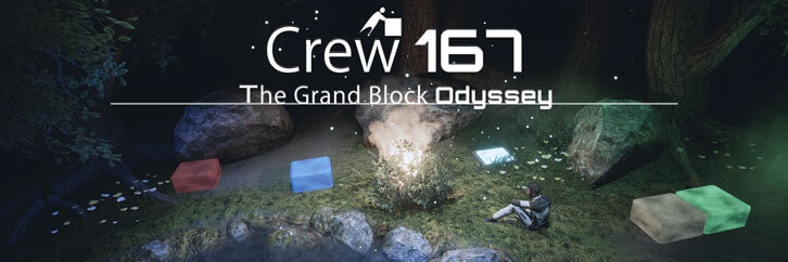 Crew 167: The Grand Block Odyssey jettisons out of Early Access on April 8th.