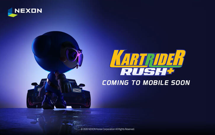 Kartrider Rush+ is heading to a mobile device near you soon!