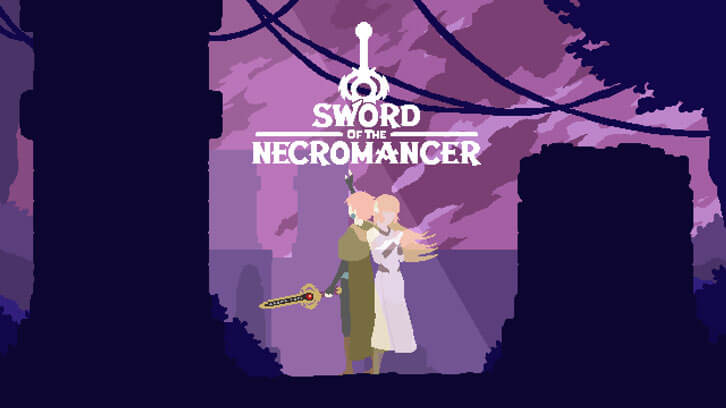 Sword of the Necromancer - Kickstarter on April 8th