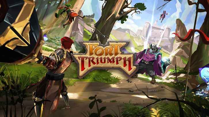 Open the gates! Fort Triumph exits Early Access on April 16th