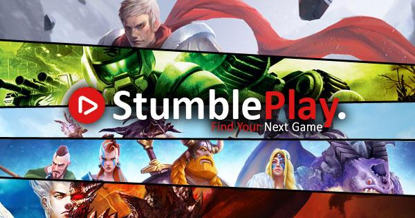 Check Out StumblePlay for your Next Game!
