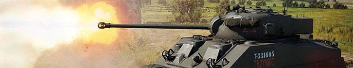 War Thunder: Firestorm - Sherman Firefly TRZYNIEC