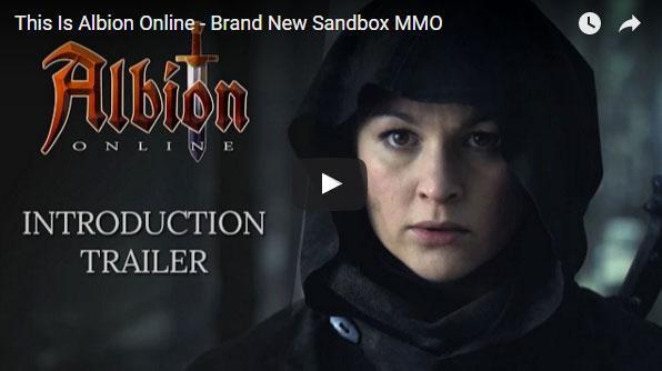 Albion Online Teaser Trailer