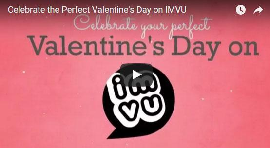 Get Matched for Valentine's in IMVU!
