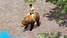 Wild Terra: Bear mount