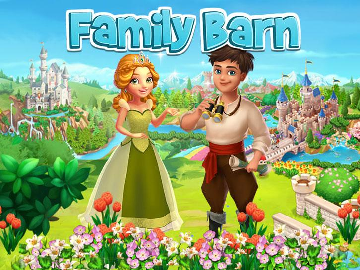 Dive into Paul's Dream World in Family Barn