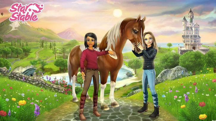 Brilliant Star Stable Wallpapers for You! - WWGDB - Worldwide Games