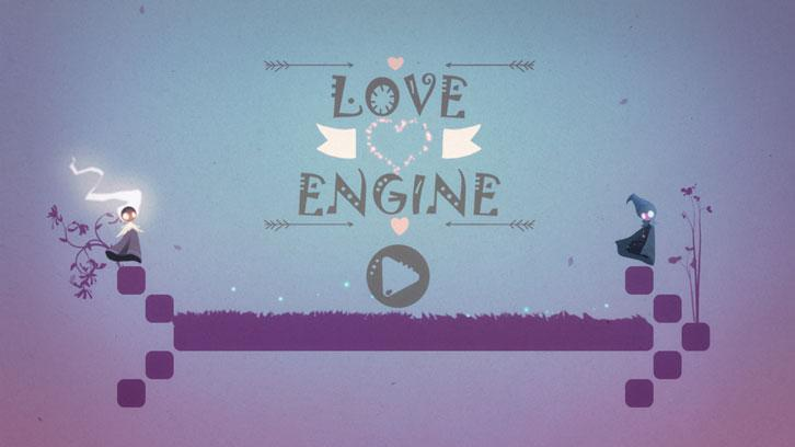 Love Engine: A Romantic Puzzle Game Inspired by Love