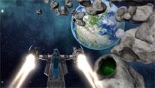 Finding Earth in Vendetta Online