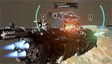 Engaging the enemy in Fractured Space