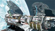 Fractured Space: Explore space