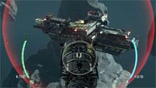 Fractured Space: Entering enemy territory