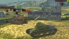 World of Tanks: Blitz: Rolling into battle