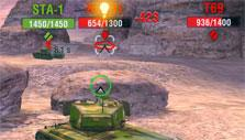 World of Tanks: Blitz: Gameplay