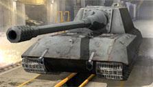World of Tanks: Blitz: Jagdpanzer E100