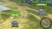 Teammates in World of Tanks: Blitz