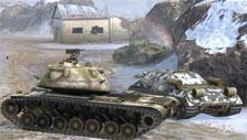 World of Tanks: Blitz: Paint camouflage