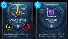Duelyst: Unpacking new cards