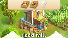 Funky Bay: Feed mill