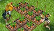 The Sims FreePlay: Farming