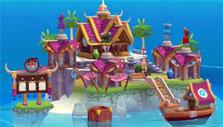 Paradise Bay: Special themed events