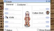 Ragnarok Online: Character profile