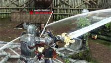 Deathmatch in Versus