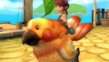 Florensia: Cute chick mount
