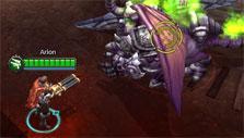 Demon Blood: Overlord boss fight